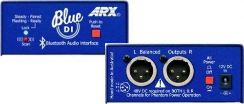 Blue Di :  Bluetooth Direct Box