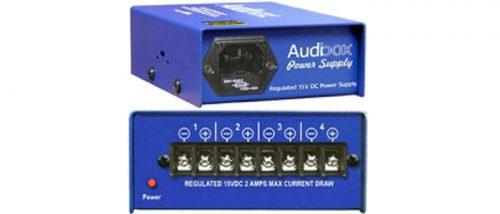 PSU 4x15V DC :  for ARX Audiobox Series