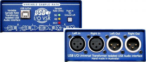 Broadcast Standard Interface